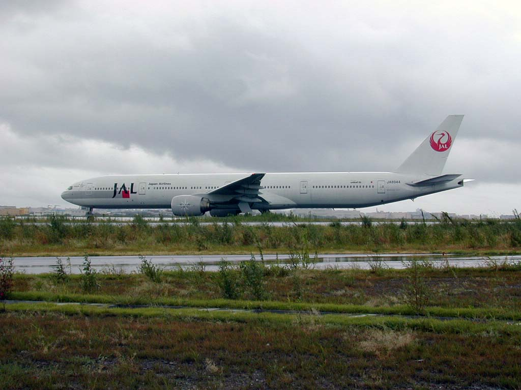 JAL JA8944