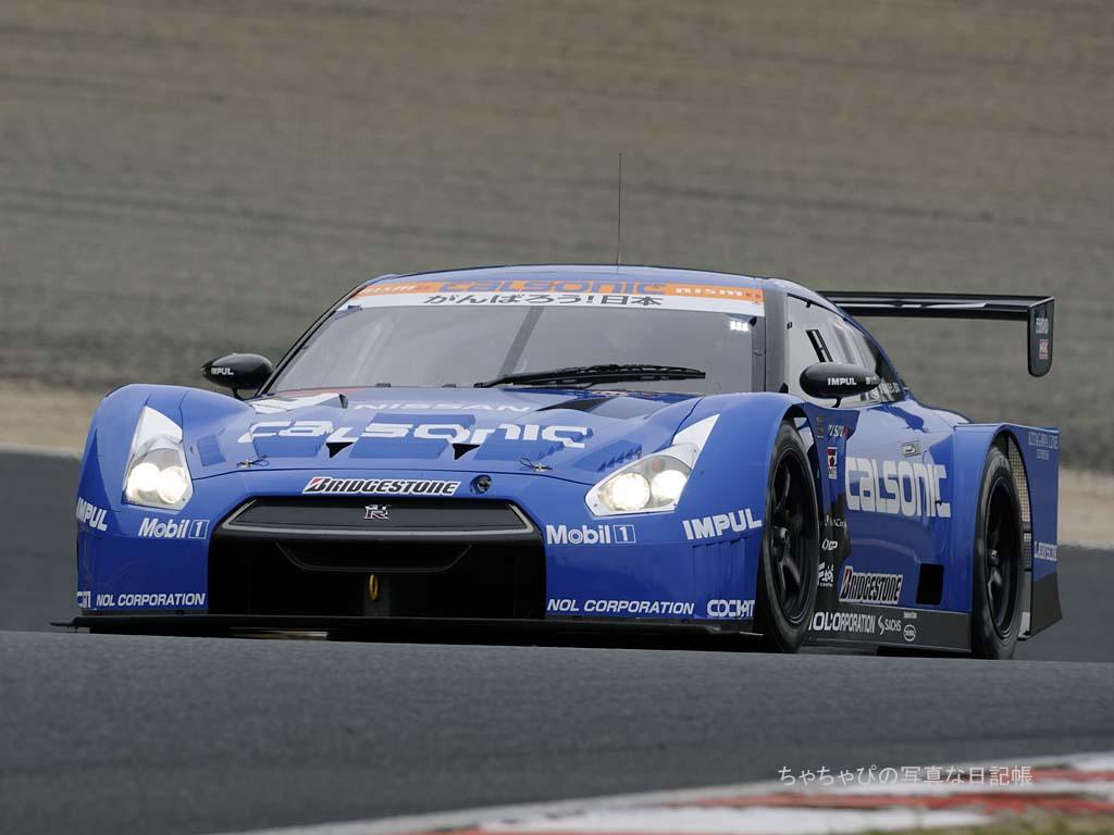 12号車:カルソニック IMPUL GT-R