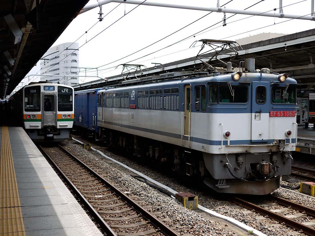 EF65 1060号