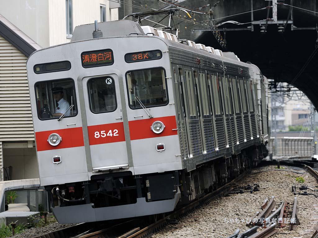 東急田園都市線8642F