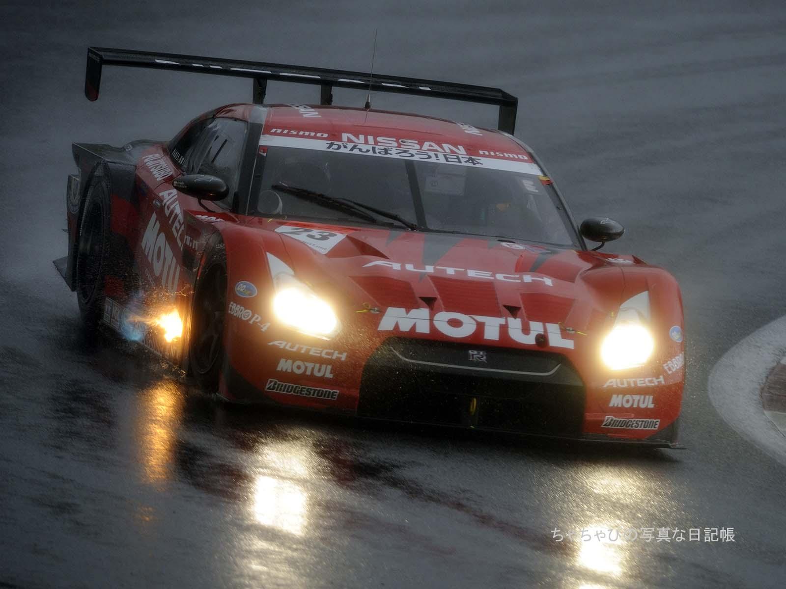 23号車:MOTUL AUTECH GT-R