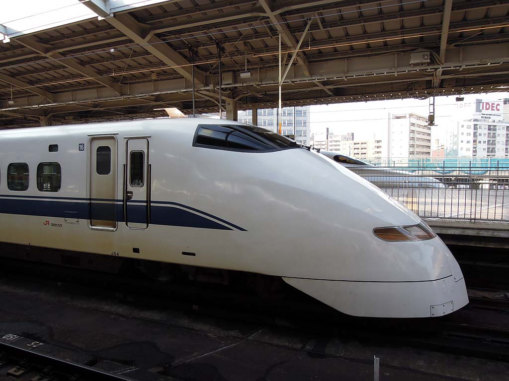 300系新幹線J54編成