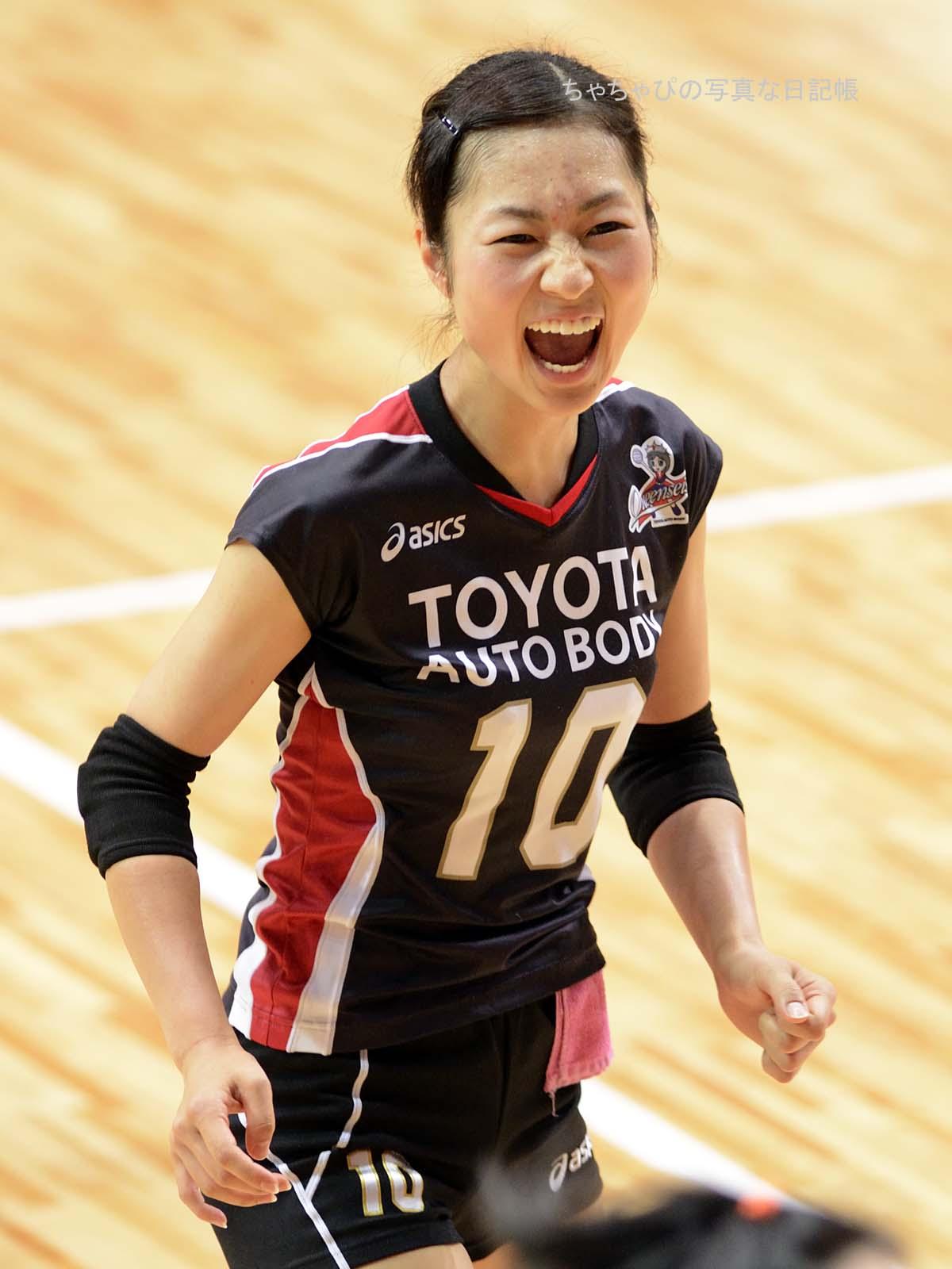 藤田夏未選手