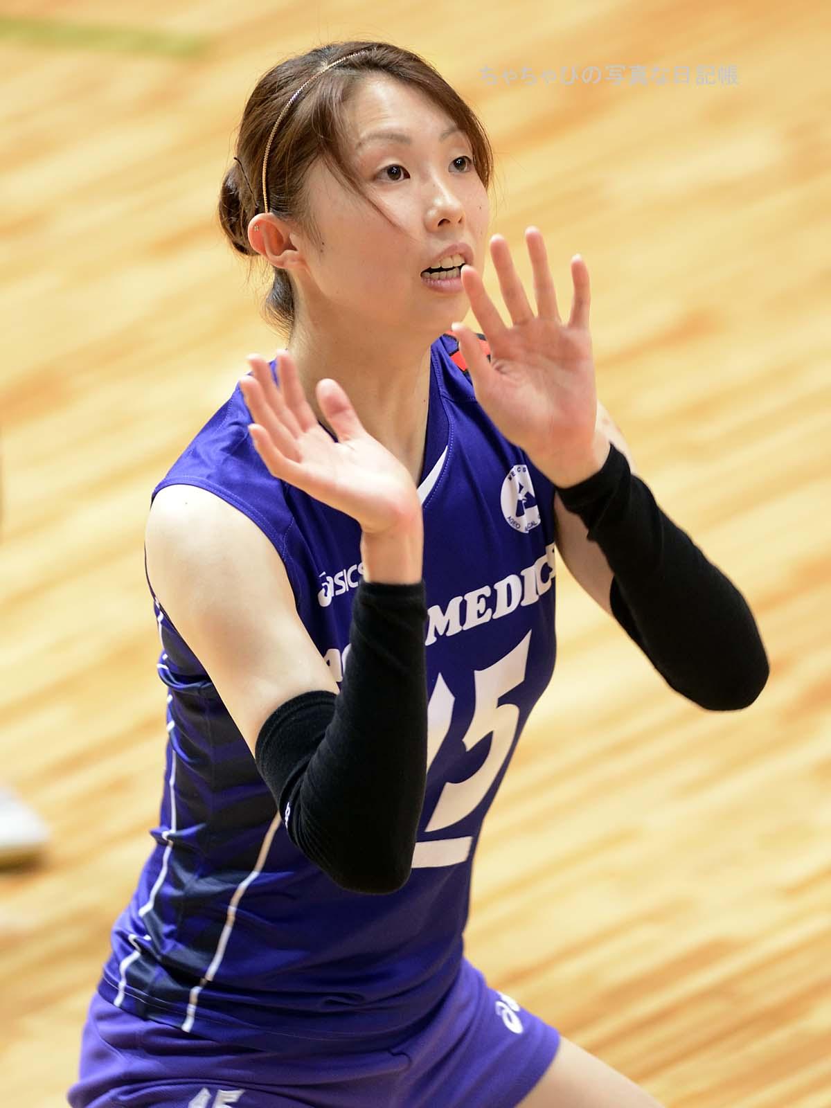 細川麻美選手