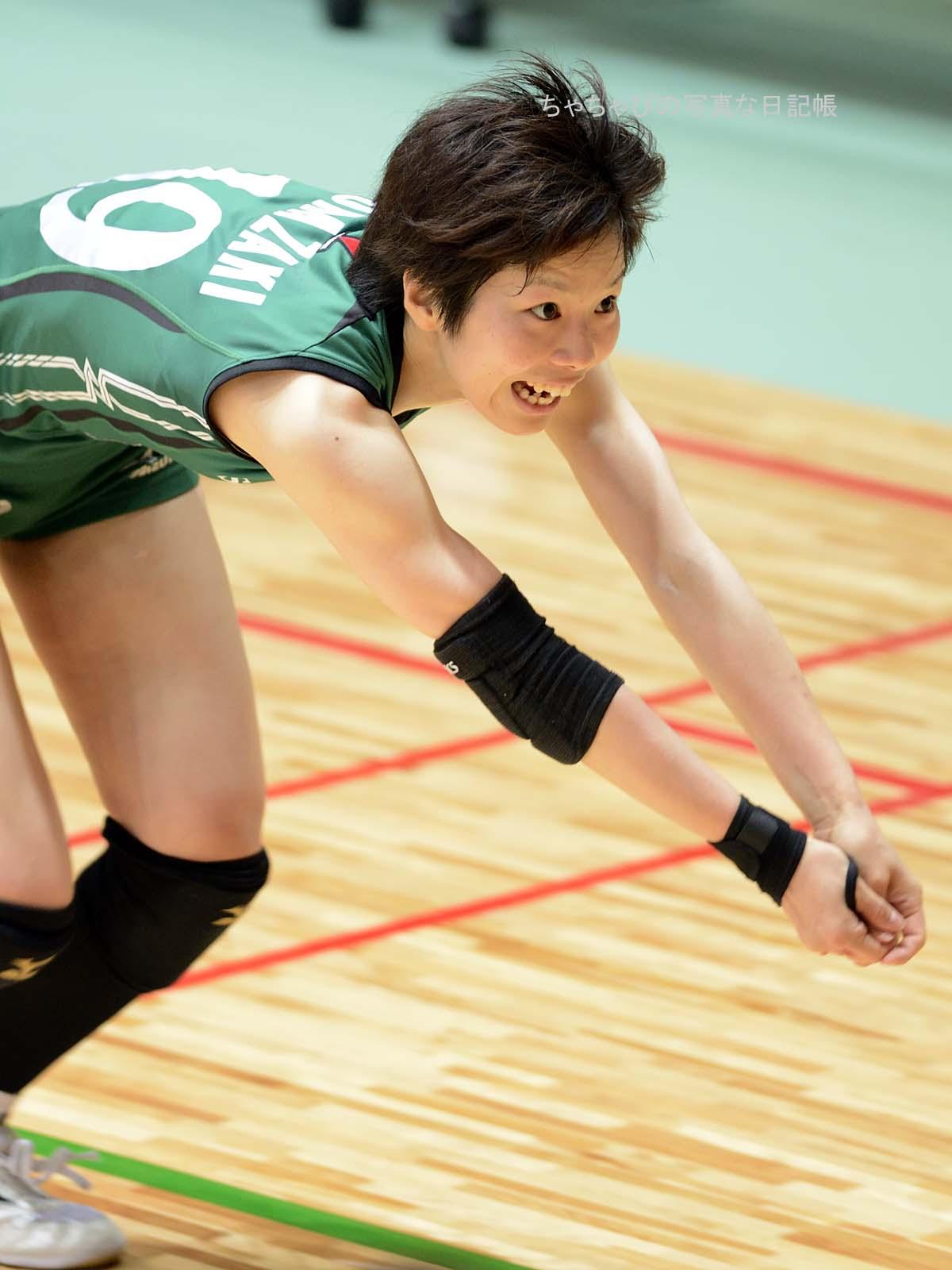 岡崎櫻選手