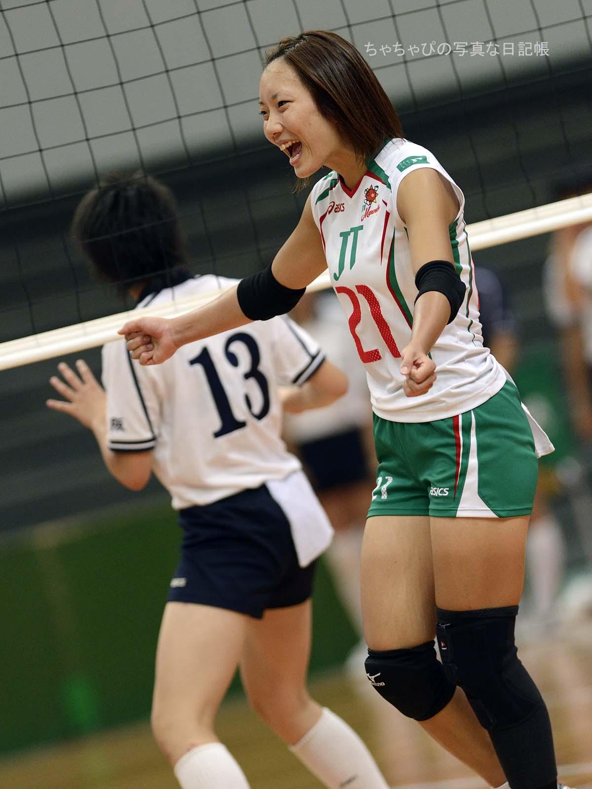 石井美樹選手