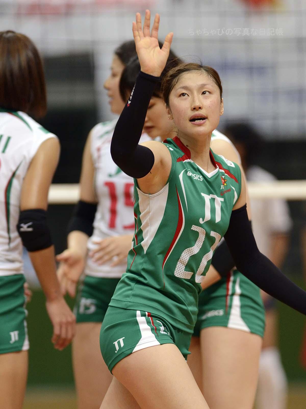 横江千秋選手