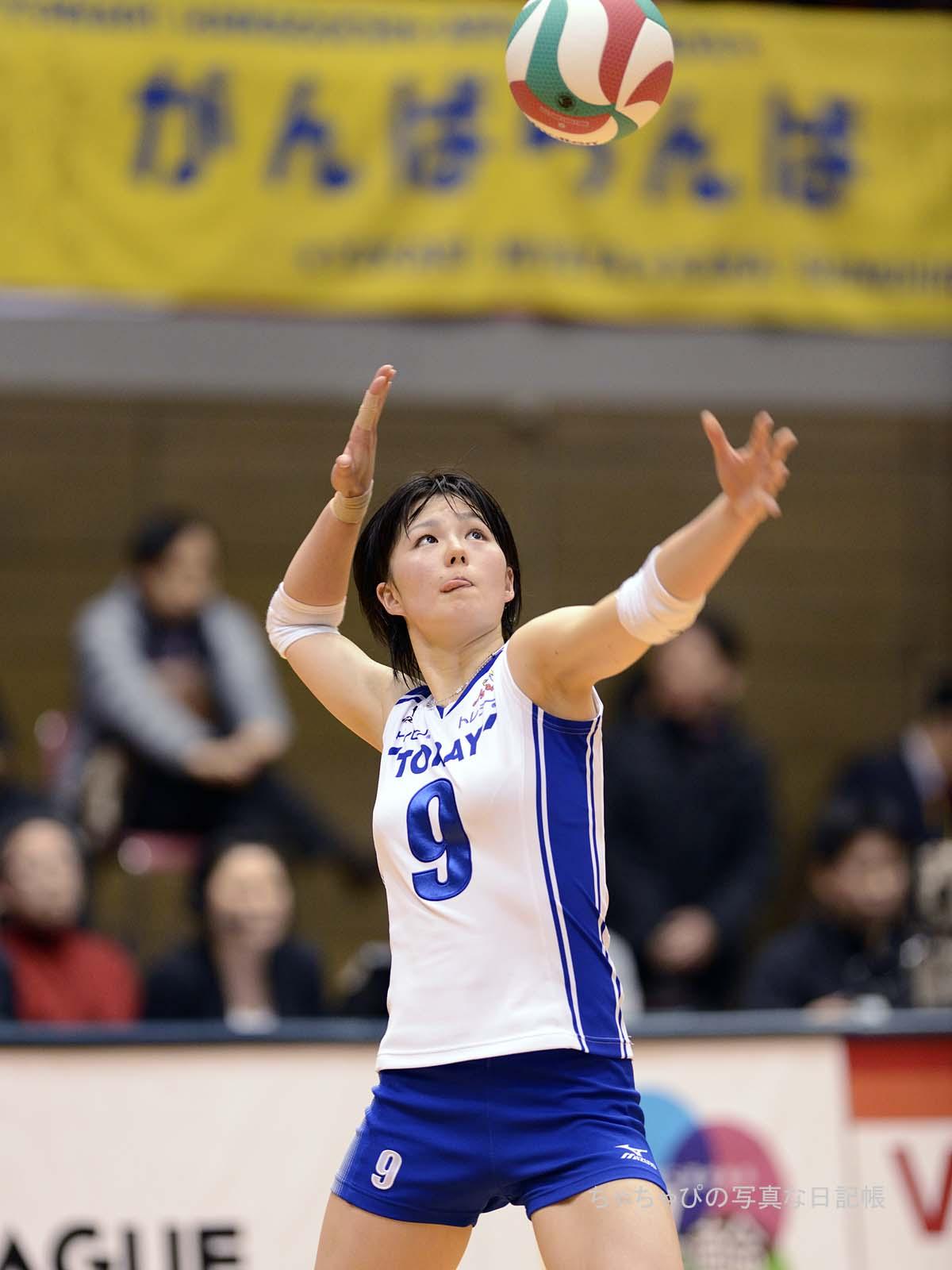 小平花織選手