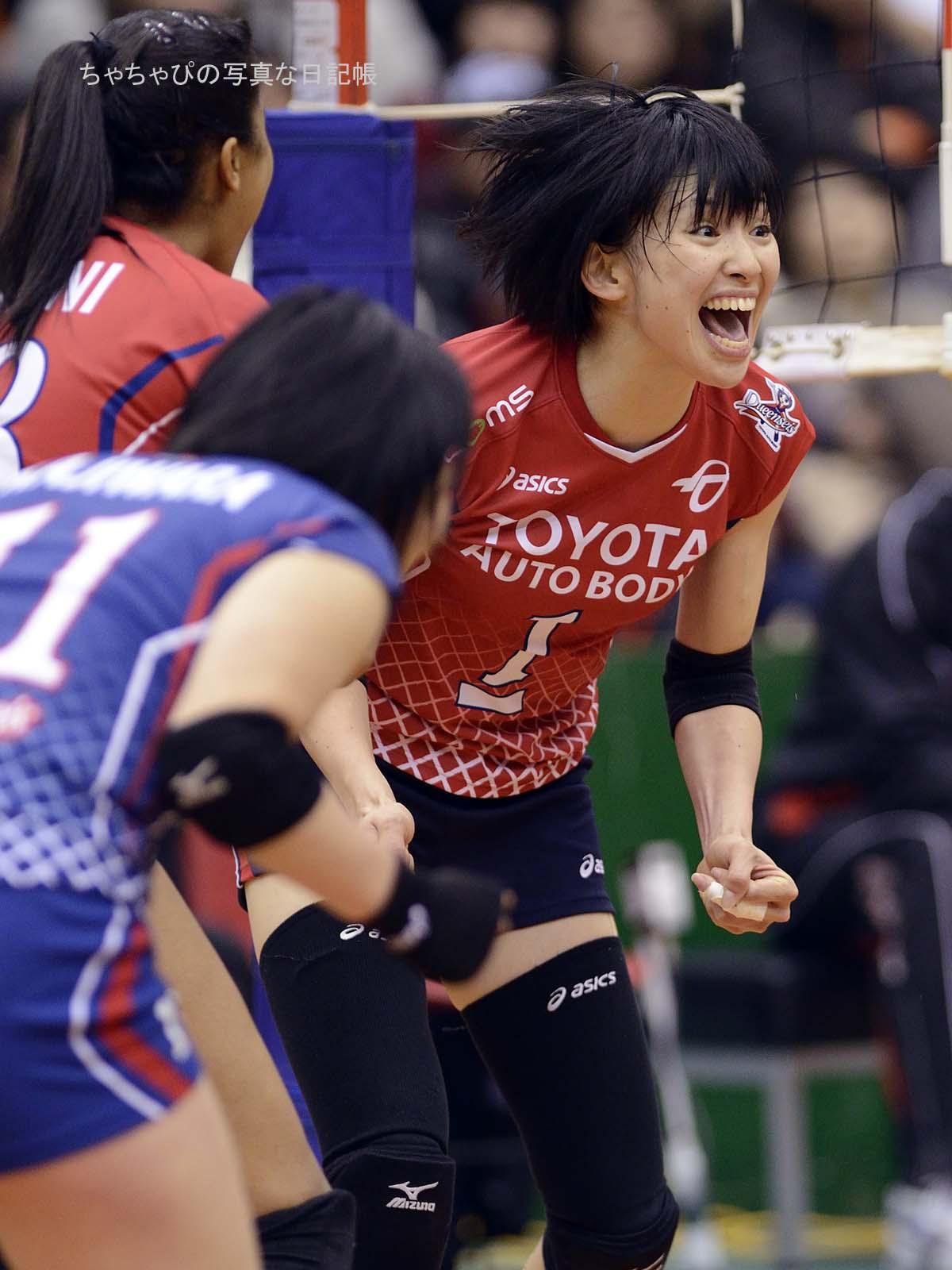 竹田沙希選手