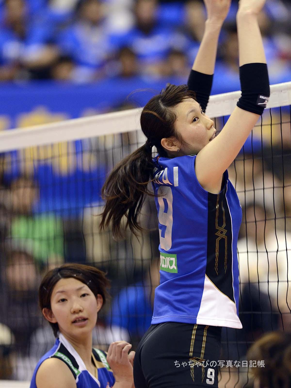 平井香菜子選手