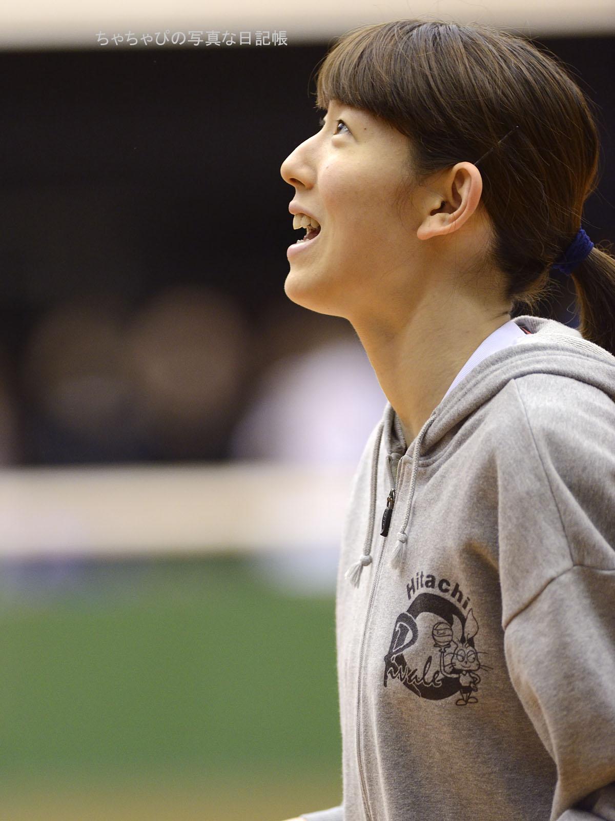 日立リヴァーレ 江畑幸子選手