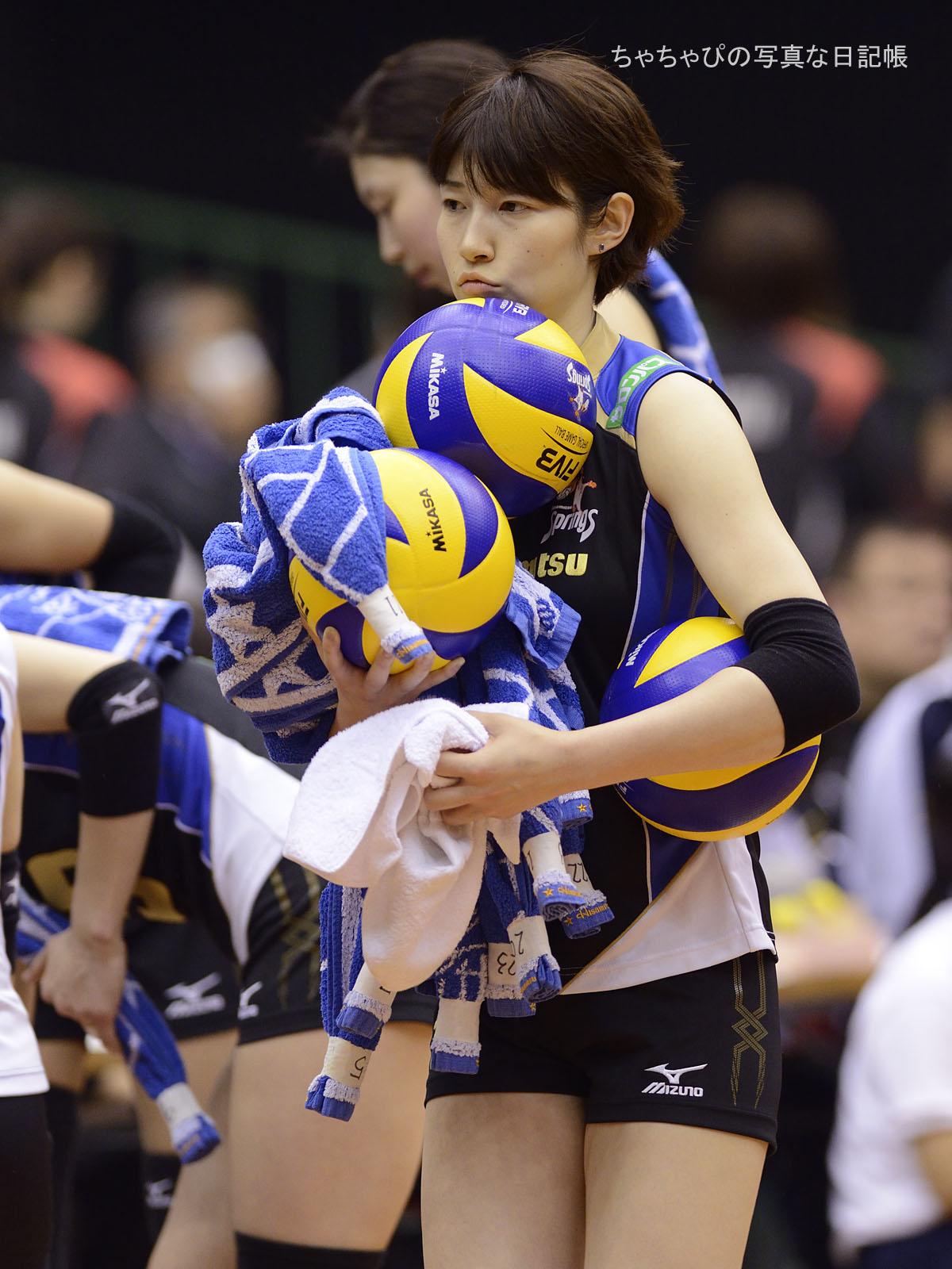 狩野舞子選手