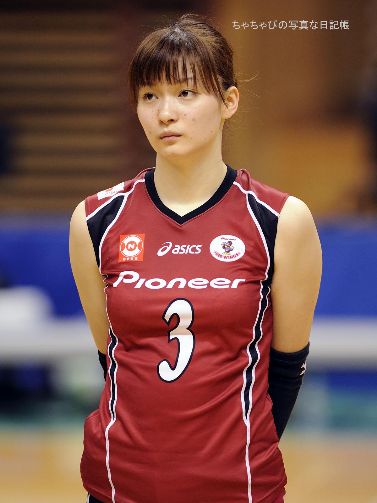 沼田さくら選手