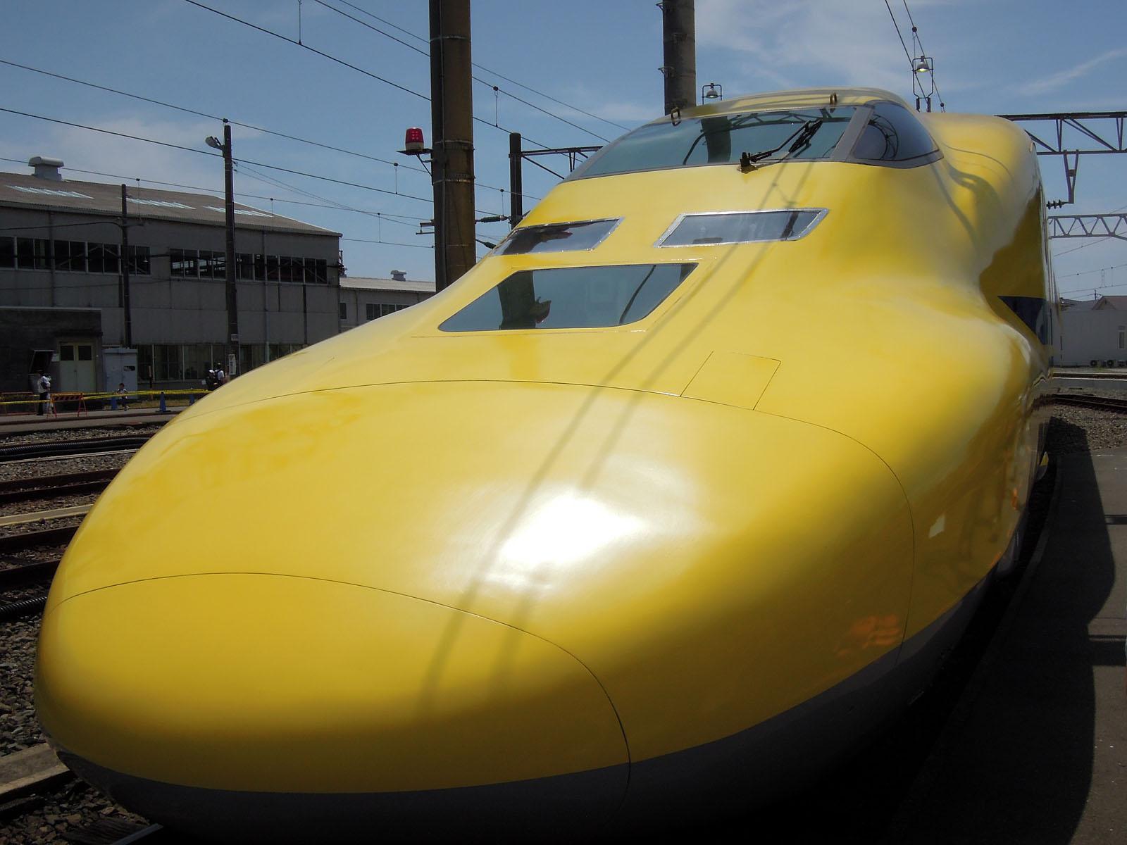ドクターイエロー 900系923形0番台 T4編成