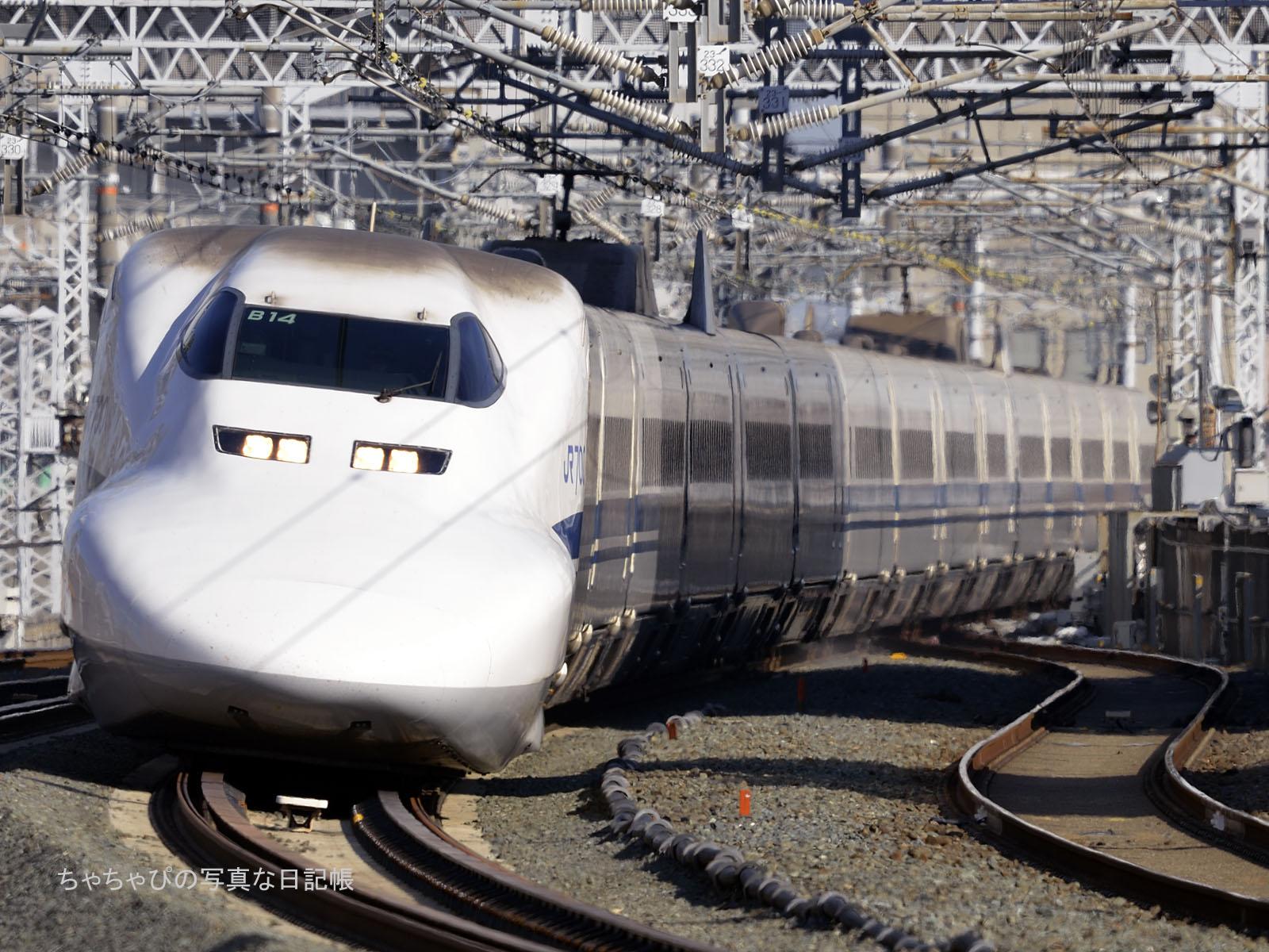 700系3000番台 B14編成