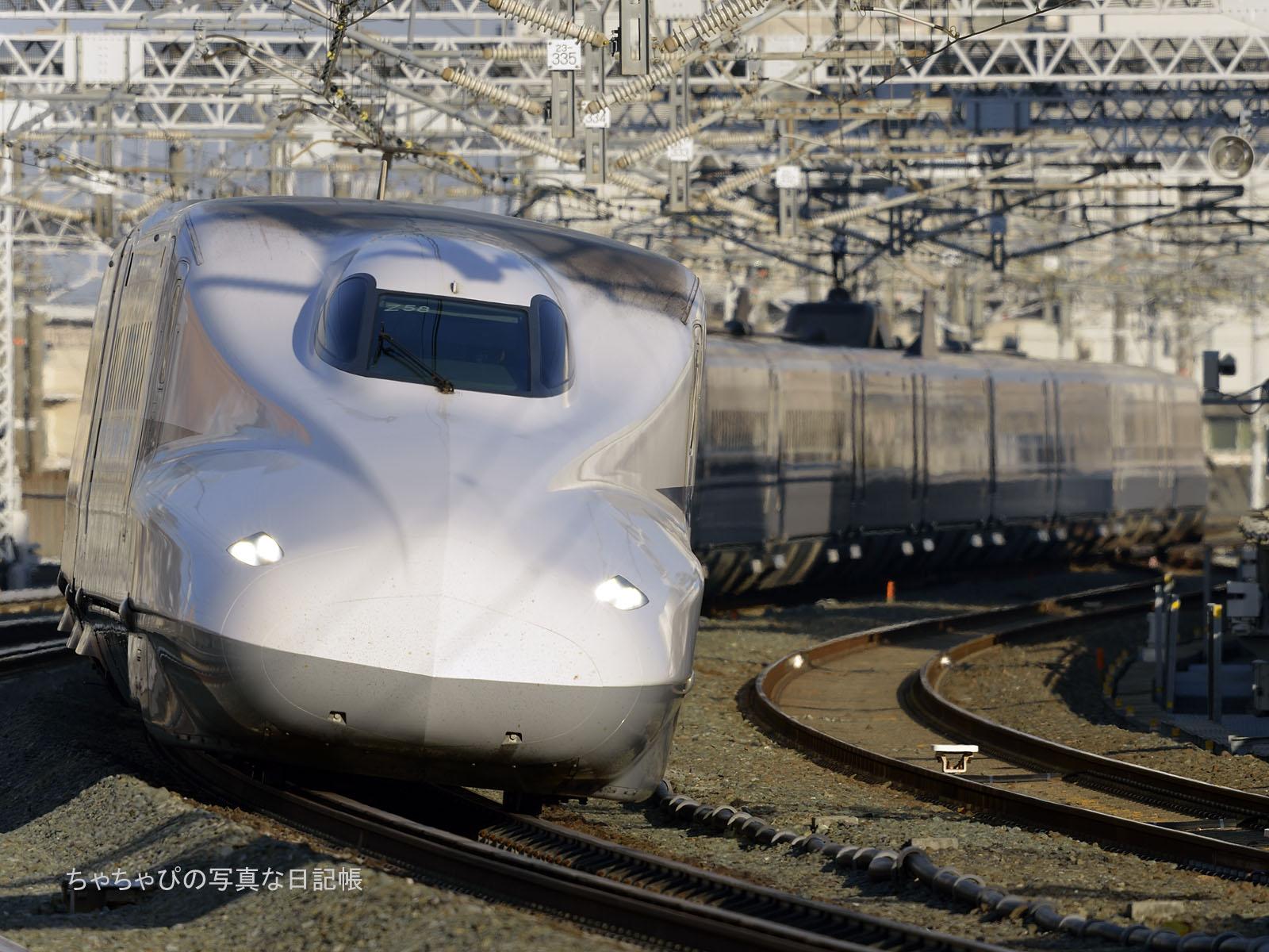 N700系0番台 Z58編成