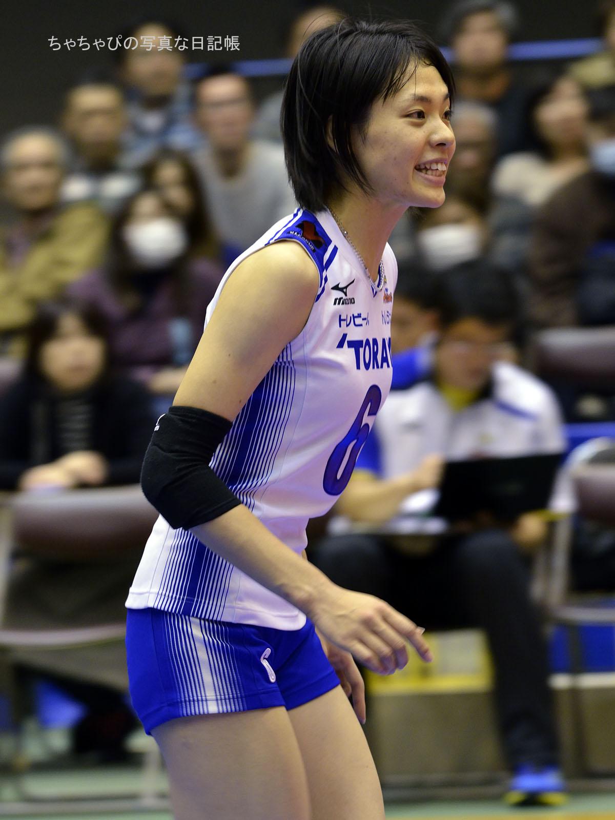 迫田さおり選手