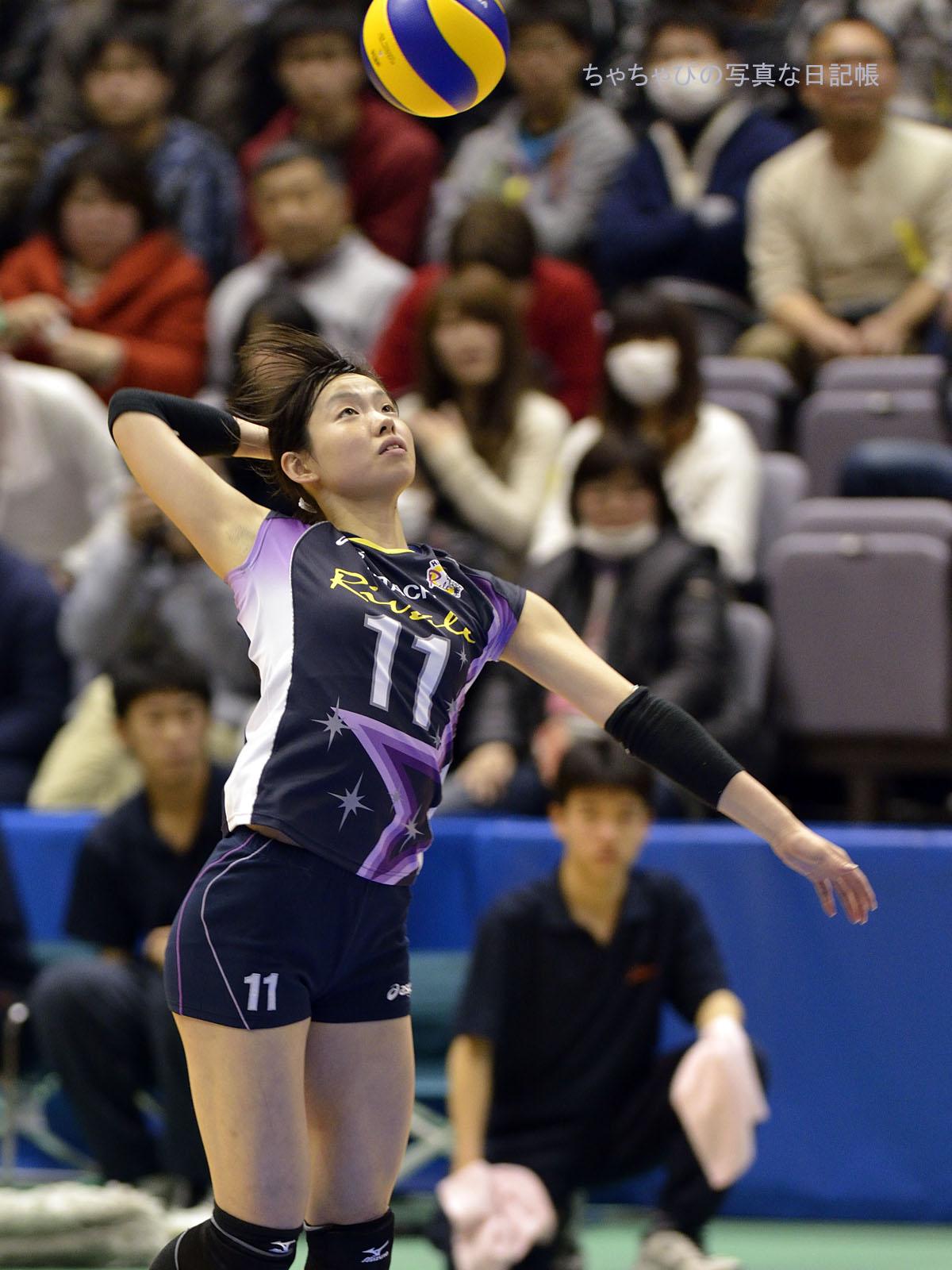 髙橋沙織選手