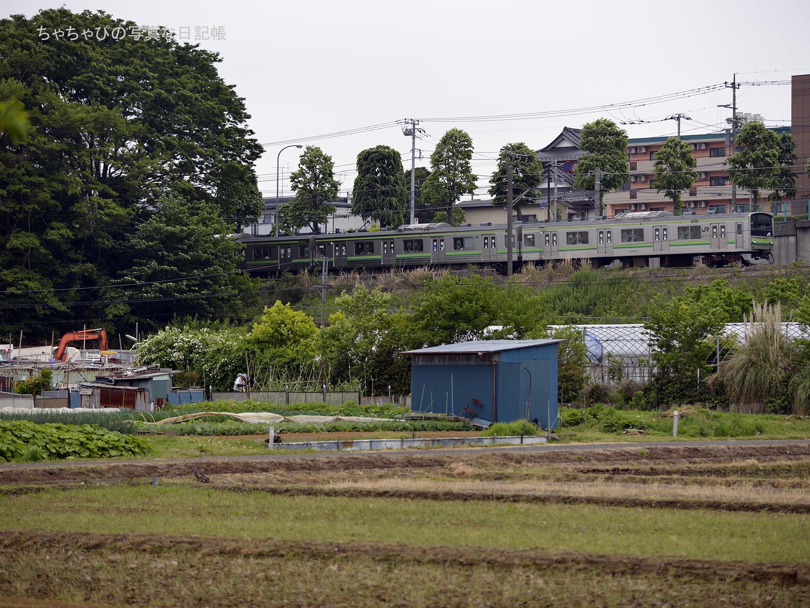 横浜線205系 H19編成