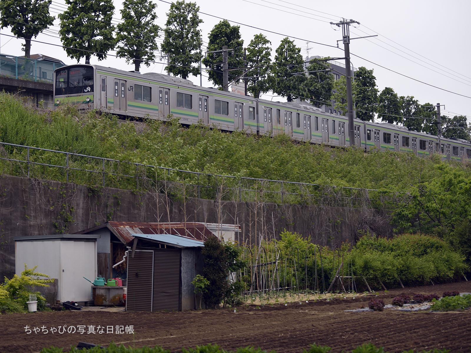 横浜線205系 H22編成