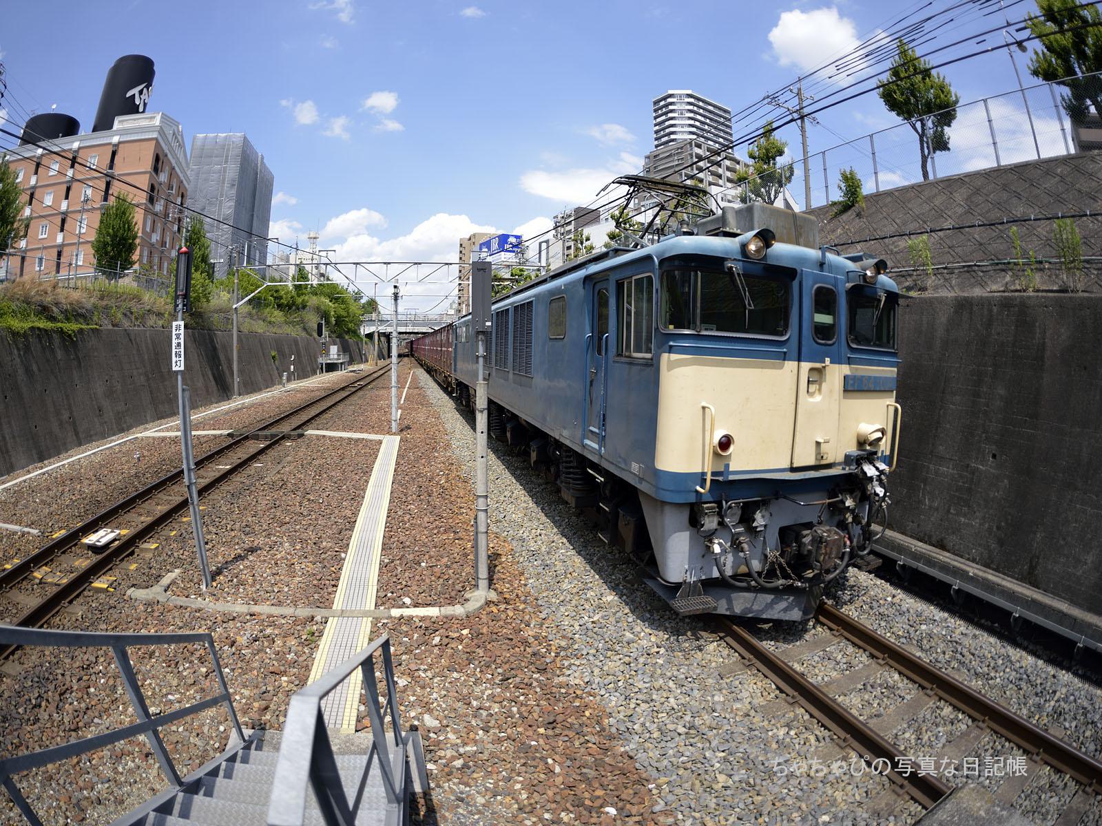 2074レ EF64-1012