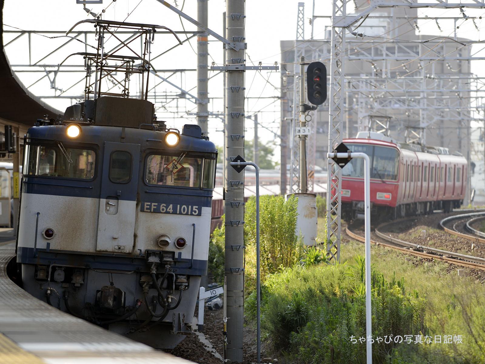 8784レ EF64-1015