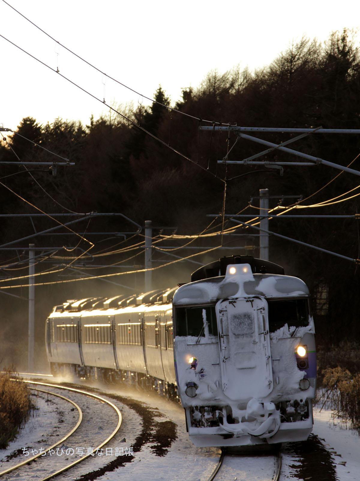 オホーツク5号 183系100番台
