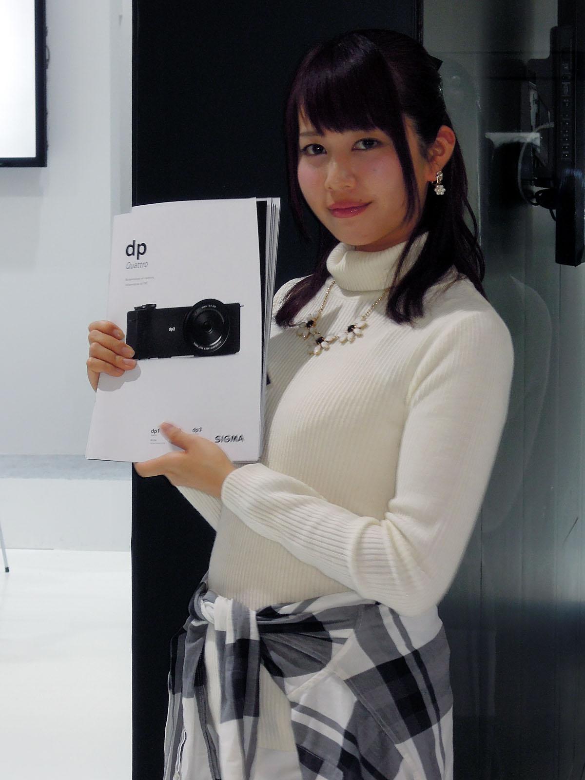 かわもつ:河本恵さん SIGMA
