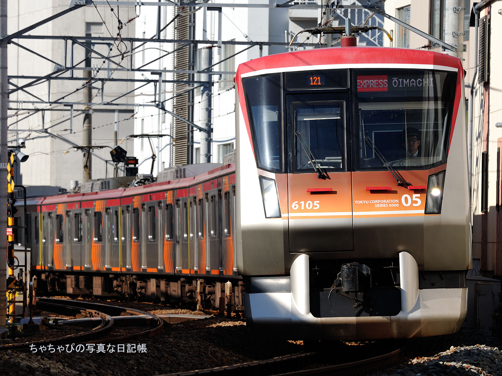 6000系 6105F
