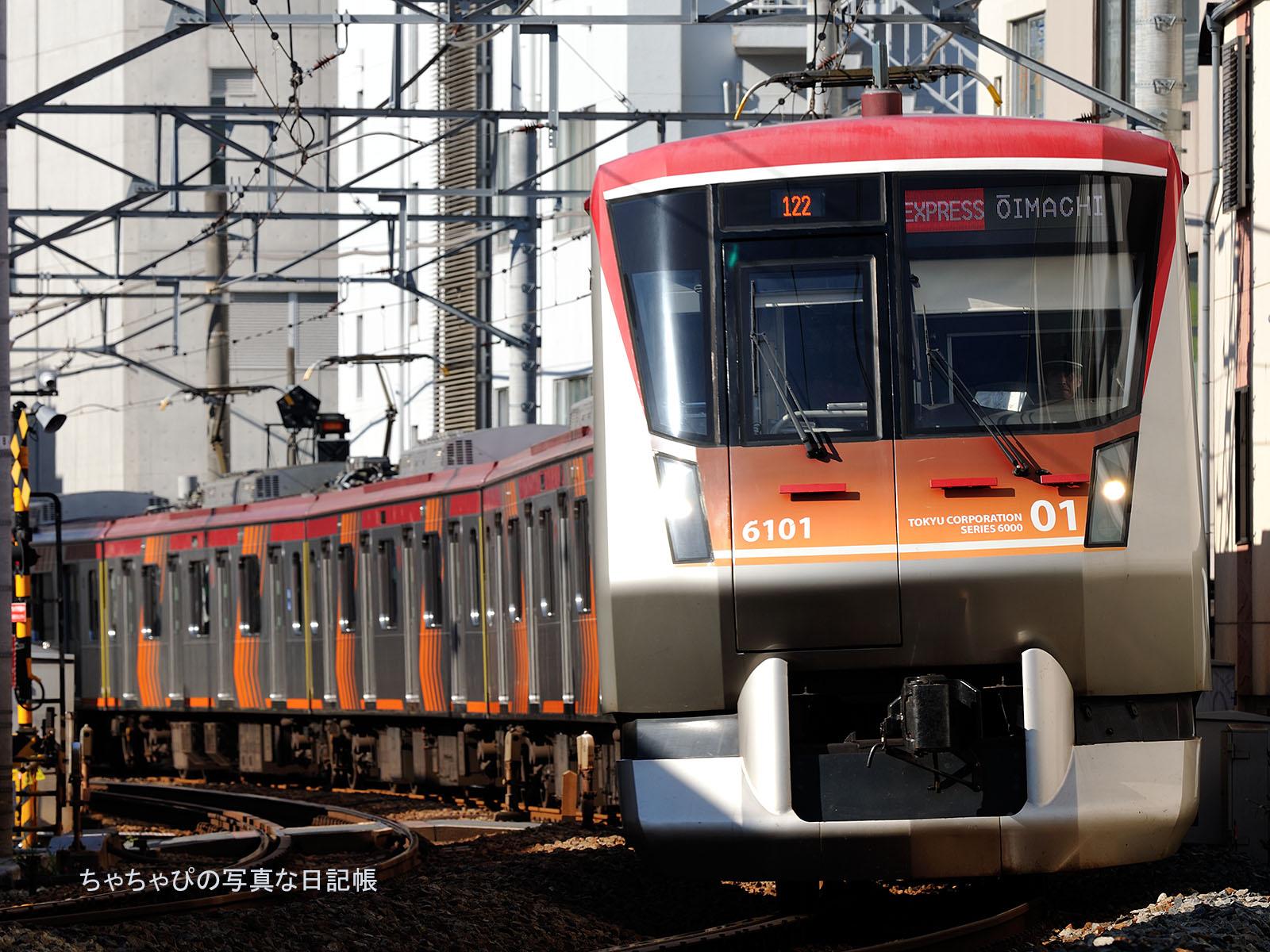 6000系 6101F