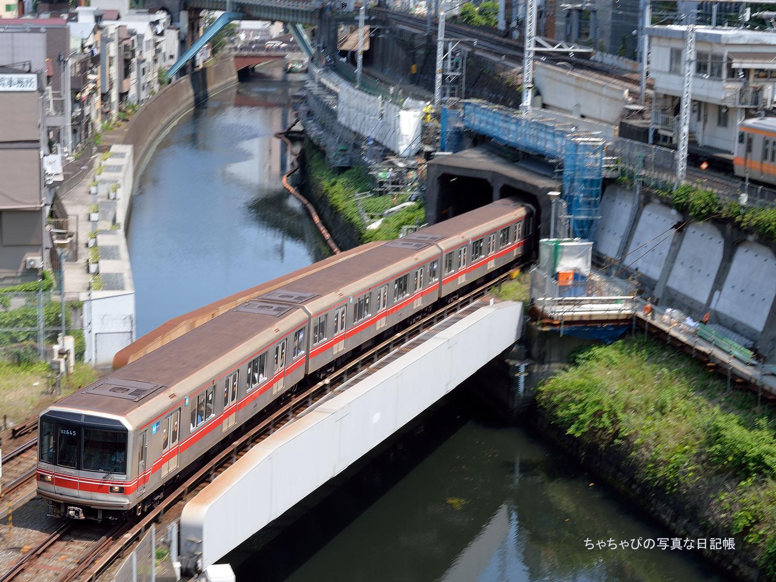 東京メトロ 丸ノ内線 02系
