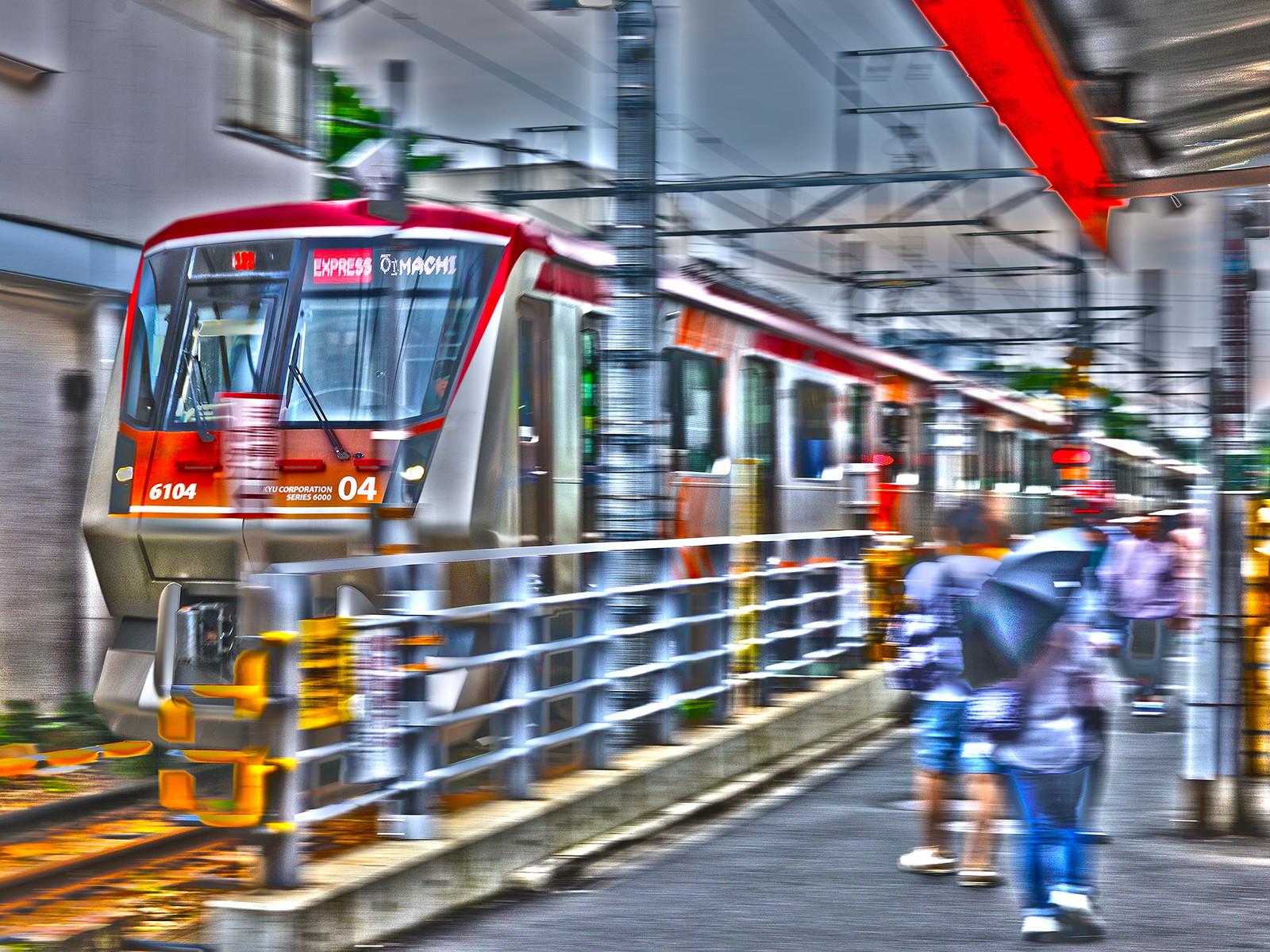 東急大井町線 6000系