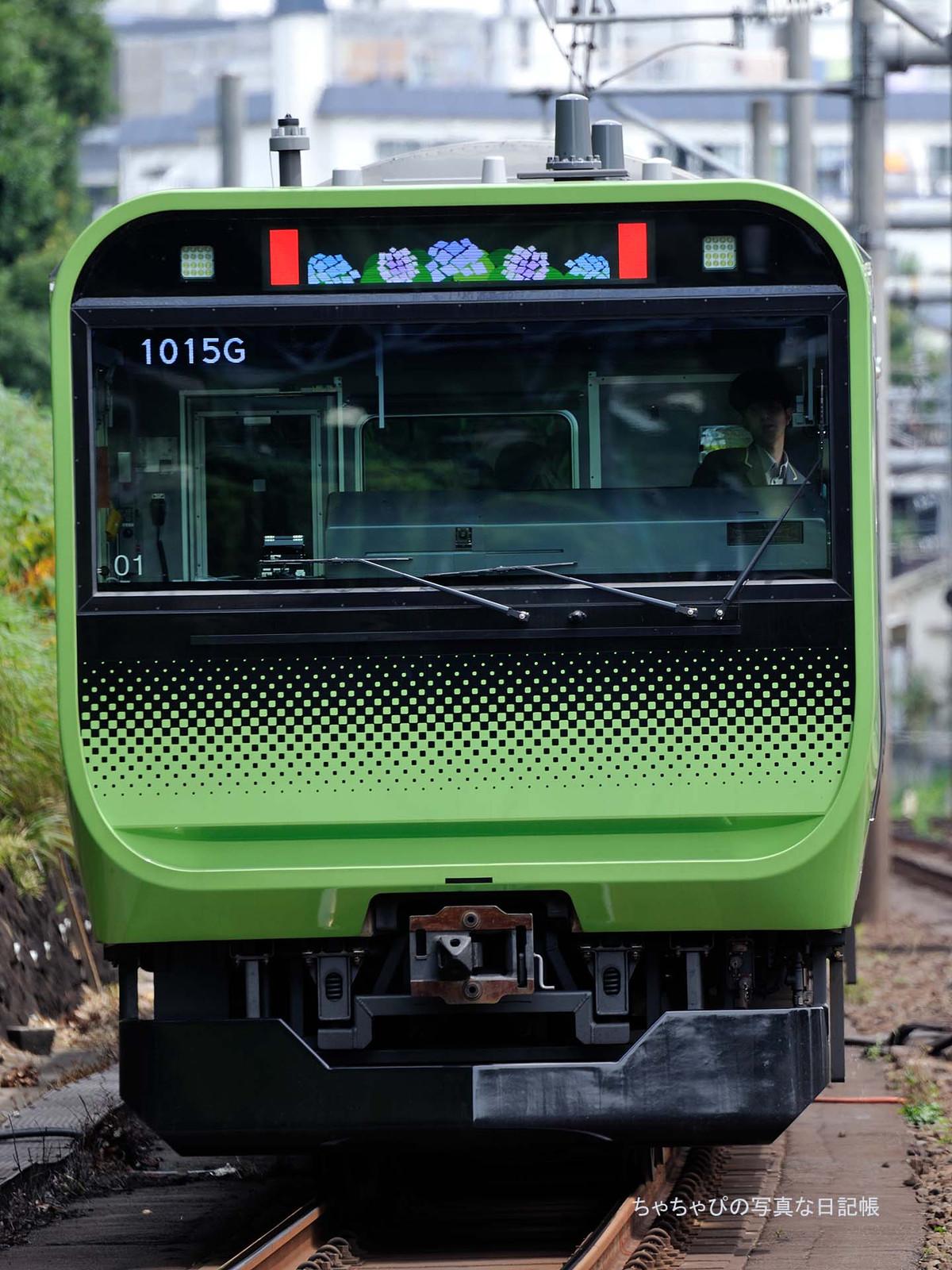E235系0番台 -1015ゥ 01編成-