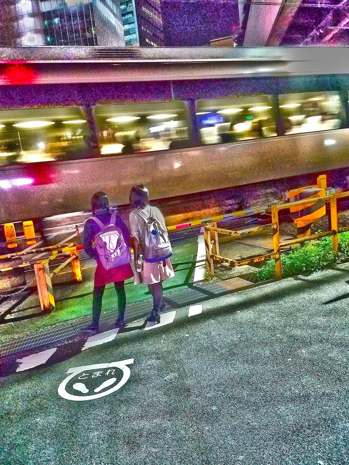 小田急小田原線 南新宿駅~新宿駅 30000形